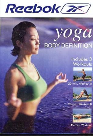 Amazon.com: Reebok Yoga Body Definition: Movies & TV