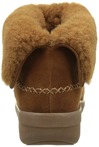 a Donna Sneaker 047 Mukloaff Marrone Tm Shorty Chestnut Collo Fitflop Supercush Alto qHwRTR