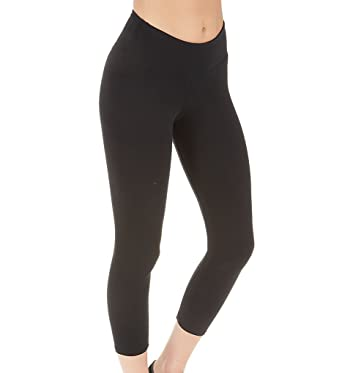 31d38624d608b Hard Tail Women's Flat Waist Capris at Amazon Women's Clothing store: