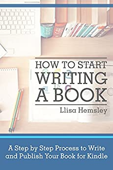 how to write an amazon book