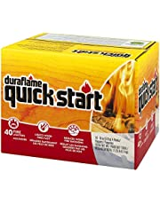 Duraflame Quick Start Firestarters, 40-Pk. (10-18ounce 4 Packs)