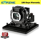 Emazne ET-LAE1000/PL-197 Projector Replacement Compatible Lamp With Housing For Panasonic PT-AE1000 Panasonic PT-AE1000E Panasonic PT-AE1000U Panasonic PT-AE2000 Panasonic PT-AE2000U Panasonic PT-AE30