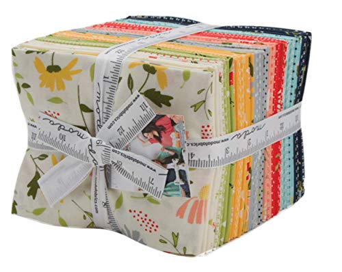 - Clover Hollow 32 Fat Quarter Bundle by Sherri & Chelsi for Moda Fabrics 37550AB