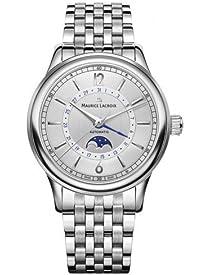 Maurice Lacroix Les Classiques Moonphase Automatic Watch, ML 37, 40mm, Bracelet