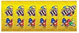 M&M's Peanut Milk Chocolate Candy Peg Bag, 5.3 Ounce (Pack of 6)