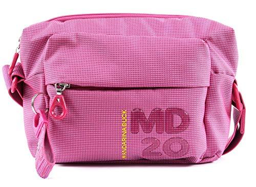 Mandarina Duck Md20 Pop Borsa Une Donna Tracolla, 10x21x28,5 Cm (X X H T) Alto / Très Berry