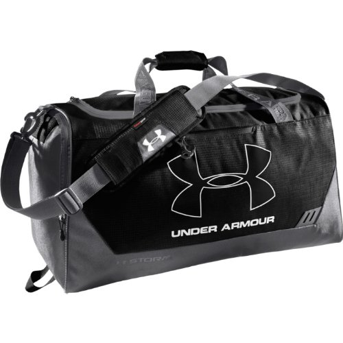 Under Armour UA Hustle Storm MD Duffle Bag