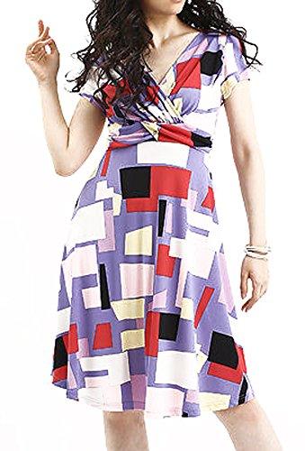 Parolari Emilio Pucci A-Line Stretch Dress Custom Dress & Sleeve Length Medium Made in -