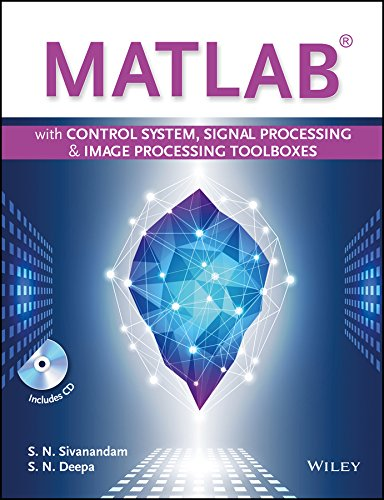 MATLAB with Control System, Signal Processing & Image Processing Toolboxes