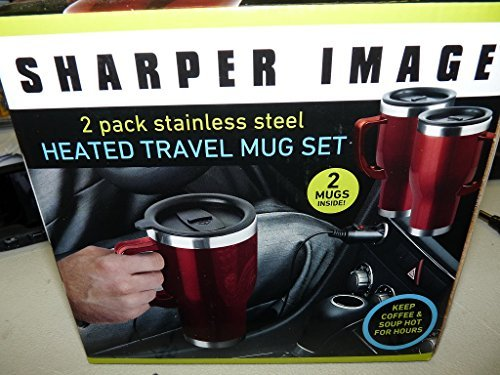 sharper-image-heated-travel-mug-set
