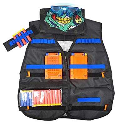 Aweoods Elite Tactical Vest Jacket Kit for N-strike Elite Series