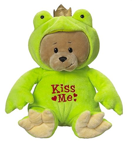 Plush Froggy - Ganz Prince Froggy Bear Plush