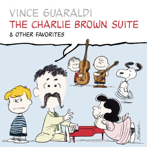 Linus and Lucy with The Band