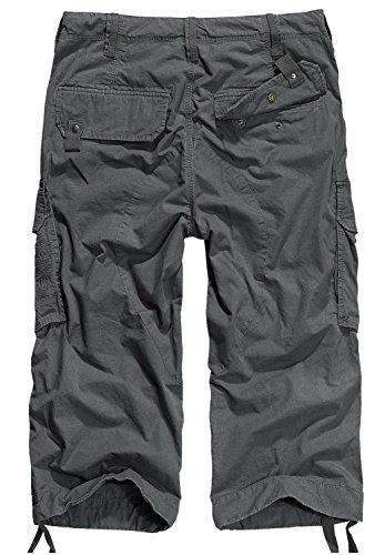 3 Mountain 4 Cargo Pantalon Columbia Short Collants Anthracite Homme Brandit gn8xzFw5F
