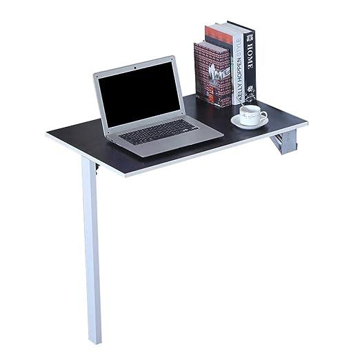 Mesa Portátil Tabla Mesa de escritorio plegable de madera de la ...