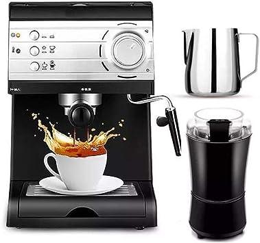 Fácil de instalar Semi automática Cafetera Barista Espresso ...