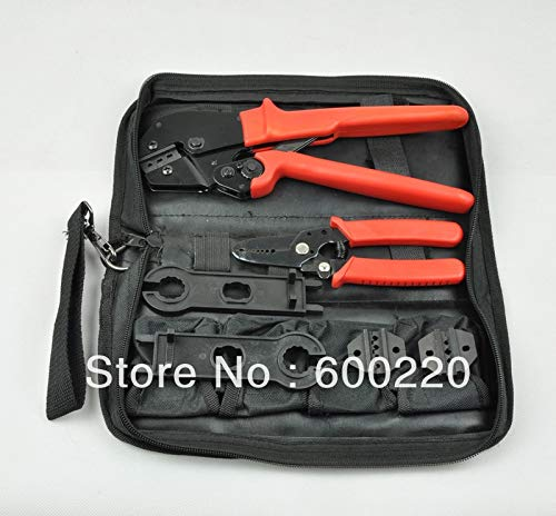 Crimping Tyco Tool (1 piece Solar PV Tool Kits for 2.5-6.0mm2 MC3/MC4/Tyco connectors crimping tools)