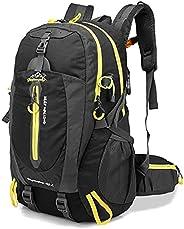 Lightweight Hiking Daypacks for Travel Waterproof Hiking Backpack Packable Travel Backpack for Men Women