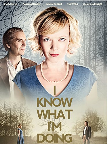 - I Know What I Am Doing