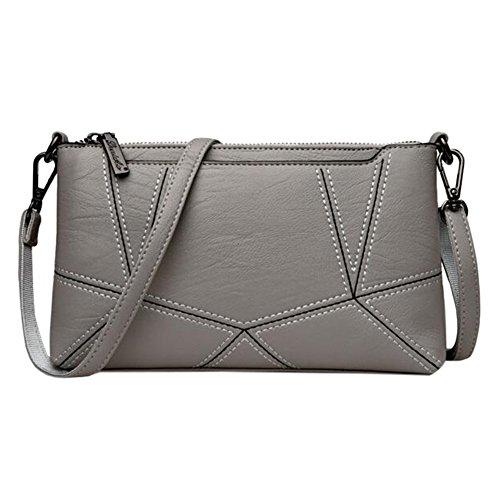 Elegante PU-lederne Handtasche Crossbody Beutel-praktischer Schulter-Beutel-Geldbeutel-Tote #05