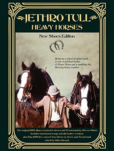 (Heavy Horses (New Shoes Edition)(3CD/2DVD))