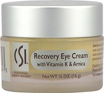 Crema De Recuperación Para Los Ojos Con Vitamina K Y ÃÂÂRnica by Crema