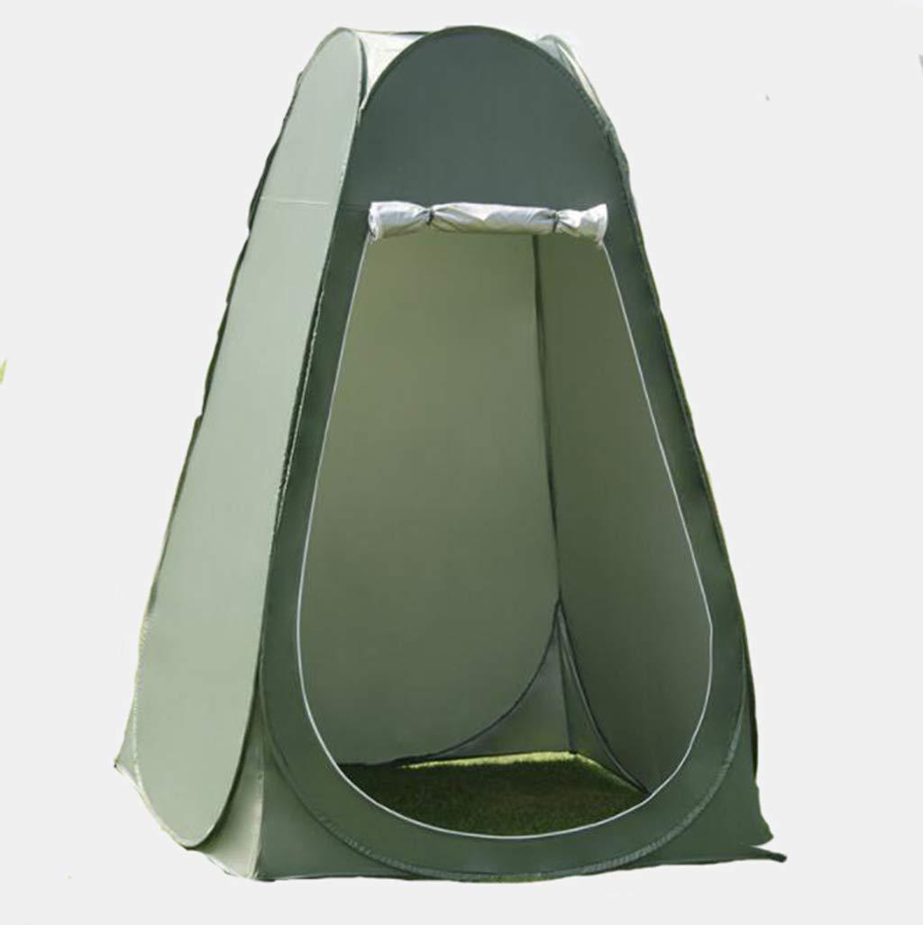 ZCP Cuenta Multifuncional De Apertura Rápida Móvil Vistiendo Bathing Bathing Tent Wild Multi-Purpose Account