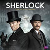 Sherlock Official 2017 Calendar - Square 305x305mm Wall Calendar 2017