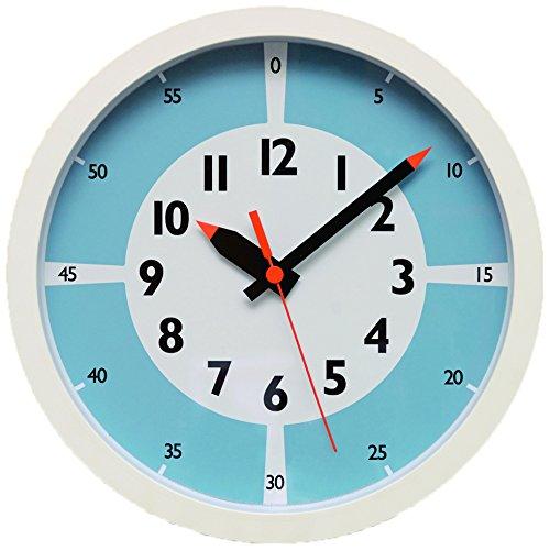 fun pun clock with color! YD15-01 LBL B00YP2RYO4 LBL LBL