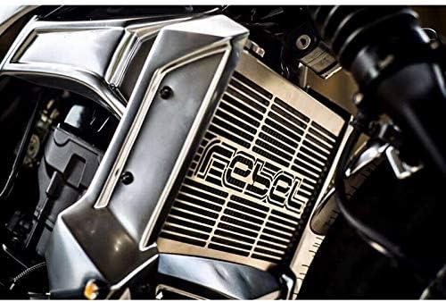 Facibom Protector de Radiador de Motocicleta Parrilla Cubierta Protectora Cubierta Protectora Ajuste para Rebel CMX 300 500 2017-2020 Protecci/óN del Enfriador de Agua
