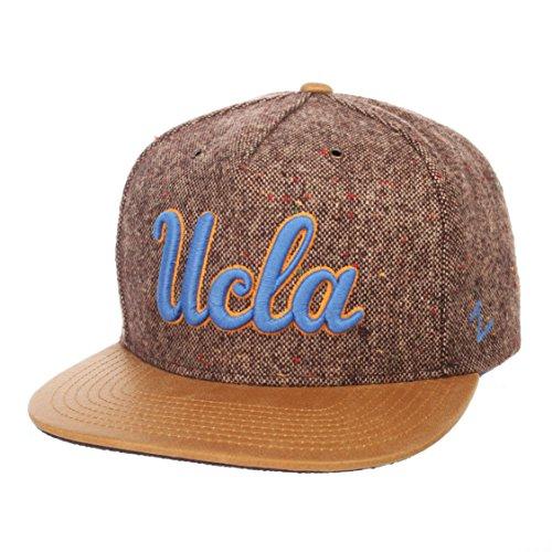 Zephyr NCAA UCLA Bruins Men's Legend Heritage Collection Hat, Adjustable, Tweed
