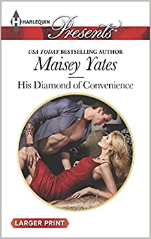 Book His Diamond of Convenience (Harlequin Presents (Larger Print))