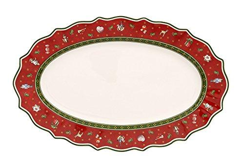 Villeroy & Boch 14-8585-2920 Toy's Delight Piatto da Portata, Porcellana 1485852920