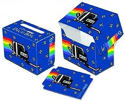 Amazon.com: Ultra Pro 1X NyaNinja NYAN Cat DECK BOX Magic ...