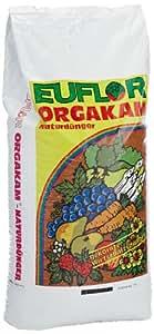 Euflor Orgakam25 - Orgakam 25 kg de abono natural