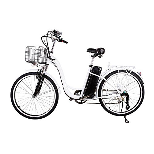 Nakto Cargo Electric Bicycle Lithium Adult Women product image