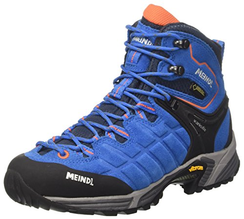 Meindl Women's Kapstadt GTX La Nordic Walking Shoes Blue (Cobalt/Orange) clearance with credit card sale sast Inexpensive for sale mzwktsM