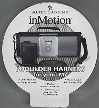 Altec Lansing Inmotion Pack & Play Shoulder Harness For Your Im7 0