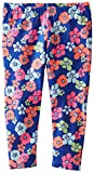 OshKosh B'gosh Floral Knit Leggings (Toddler/Kid) - Floral-5