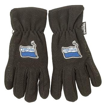 Hertha BSC Smartphone Handschuhe S
