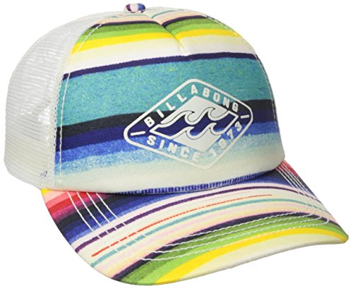 Billabong Juniors Heritage Mashup Trucker Hat 3be8c599502c