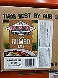 Louisiana Cajun Gumbo Mix 10 Lb