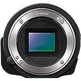 Sony lens style camera QX1 body (lens sold separately) (Black / digital SLR)