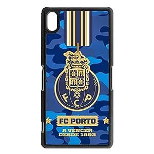 Cover Case Perfect Wonderful Futebol Clube Do Porto Logo Phone Case for Sony Xperia Z2 FC Porto Pattern Back Case