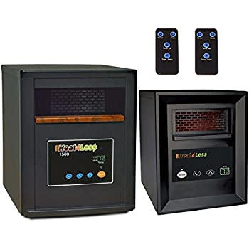Amazon Com Heat4less 3000 Sqft Electric Infrared Home