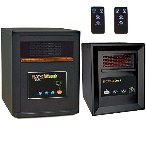 750 watt infrared heater - 7