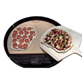 The Grilled Pizza Stone