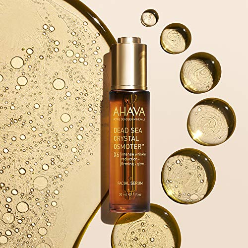 AHAVA Dead Sea Crystal Osmoter X6, Intense Wrinkle Reducing Facial Serum