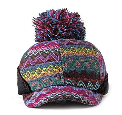 Unique Acvip Taille Multicolore Femme Bonnet 0YFxFRwz