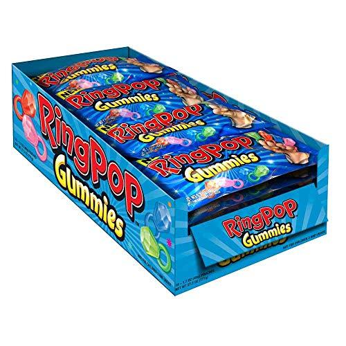 Ring Pop Gummies, 1.7 Ounce Pouch -- 192 per case.